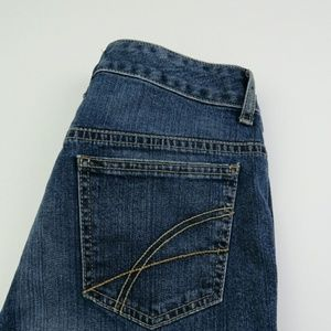 TOMMY HILFIGER Freedom Boot Cut Jeans, 4A, 28/30